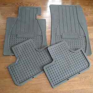 Brand new Genesis Coupe Rubber/Winter mats
