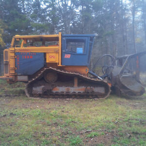 2012 CMI C450 Mulcher with FAE Head and Cat engine