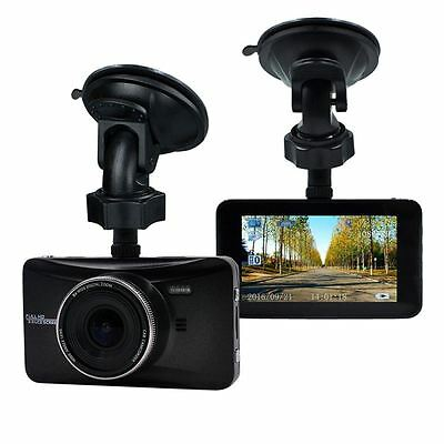 Old Shark Full HD 1080P Dash Cam 170 Degree Wide Angle 3 Inch Dashboard Camera V
