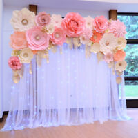 *Fun flower walls and backdrops availble for your social events*
