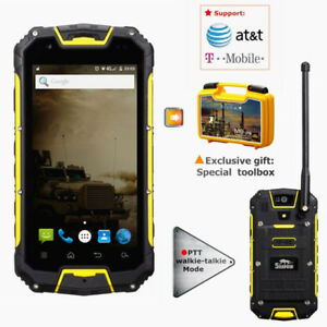 Rugged Cell Phones