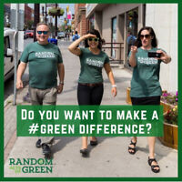 Volunteer for Random Acts of Green