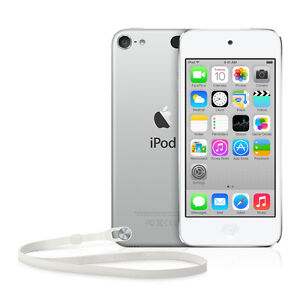 Refurbished iPod touch 32GB - White & Silver (5th generation)