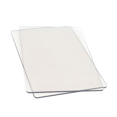Sizzix Schneideplatten Standard Cutting Pad Ersatzplatten Doppelpack f. Big Shot