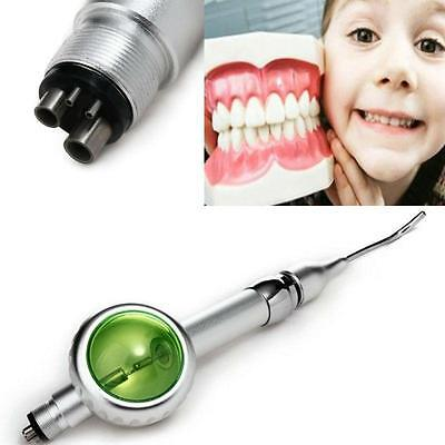 Classic Dental Hygiene Jet Air Polisher System Tooth Polishing Handpiece -4 Hole