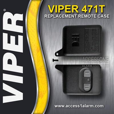 DEI Viper/Hornet/Valet Replacement Remote Control Case 471T 2-Button (NEW)