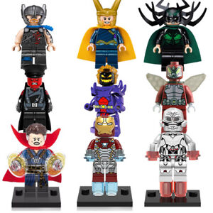 Marvel Thor & Friends Minifigures (9pc) *New*