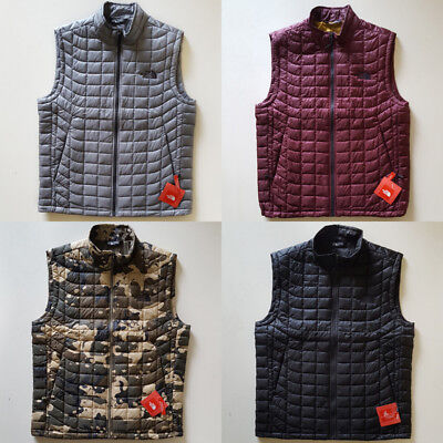 NWT The North Face Men's Thermoball (The North Face Mens Vest)