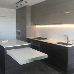Brand New LUXURY 1-Bed/1 Bath Suite (big Balcony) in Brentwood