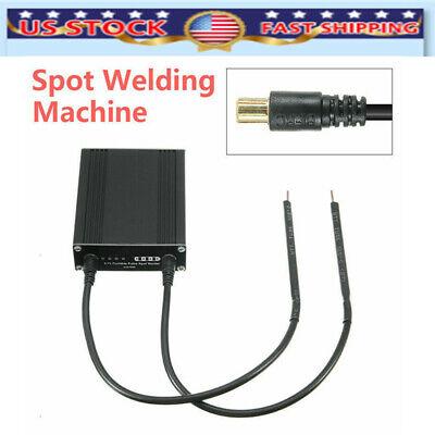 Diy Portable Mini Spot Welder Machine Welding Power With Pen For 18650 Battery