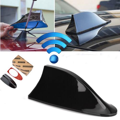 Universal Auto Antenne AM FM Shark Haifischflosse Dachantenne Aluantenne DE
