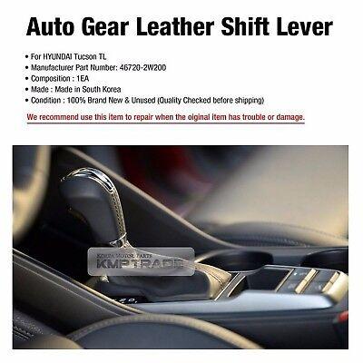 Genuine Hyundai 46720-2P100-9P Gear Shift Lever Knob Assembly