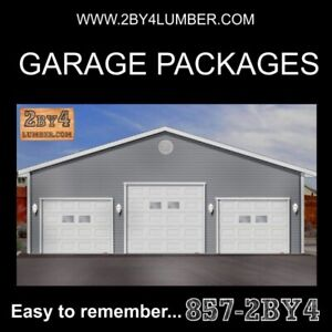 Garage Packages Specials s