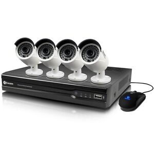 SWANN CCTV 8 CH 3.0MP NVR SECURITY CAMERA SYSTEM Melbourne CBD Melbourne City Preview