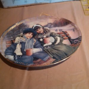Decorative Plate --- for your sister