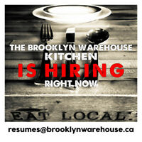 Sous Chef position - seeking professionals.
