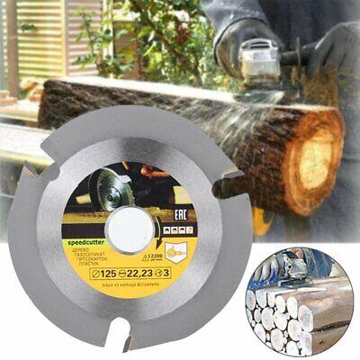 125mm 3T Circulaire Lame de Scie Multitool Meuleuse Disque Bois Découpage NEW