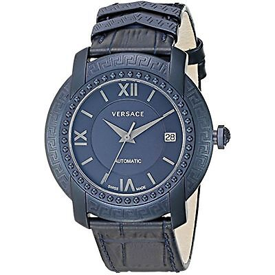 Versace V13020016 Men's DV-25 Blue Automatic Watch