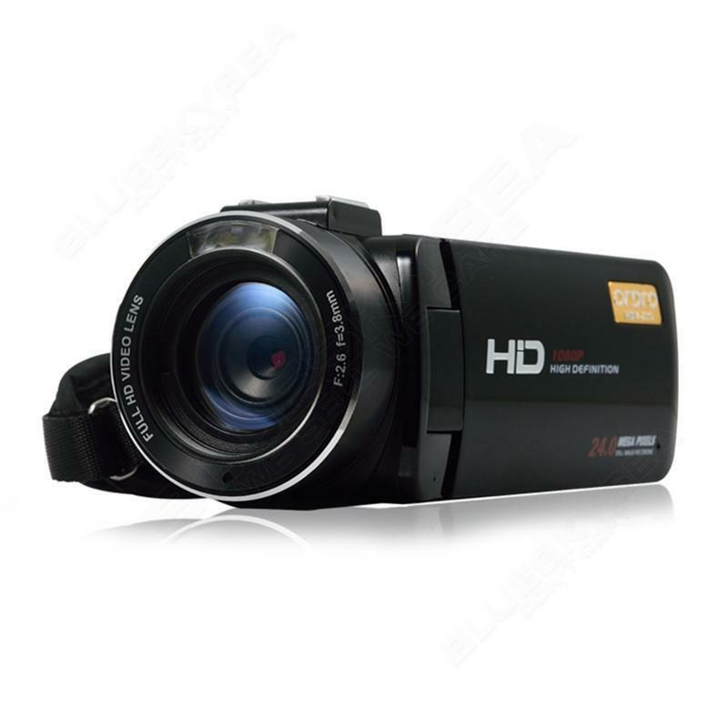 "ORDRO HDV-Z20 3"" LCD Digital WiFi Video Camera Camcorder ..."