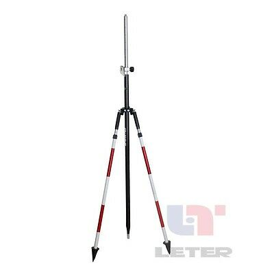 New Thumb Release Bipod For Surveying Total Station Gps  With Prism Gps Pole