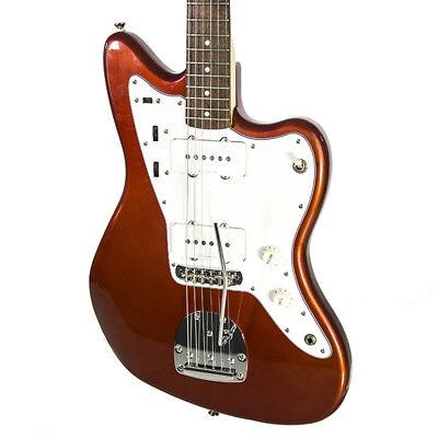 Brand New Fender Squier Vintage Modified Jazzmaster Candy Apple Red Electric Gui segunda mano  Embacar hacia Mexico