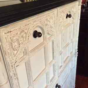 Shabby chic, custom vintage piece Kawartha Lakes Peterborough Area image 4