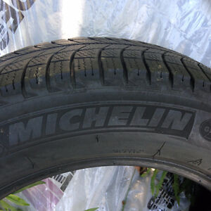Michellin X Ice snow tires for sale
