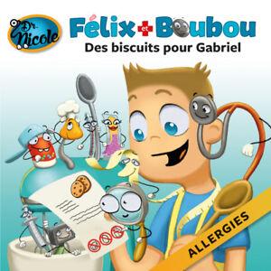 Livres jeunesse à vendre Félix et Boubou