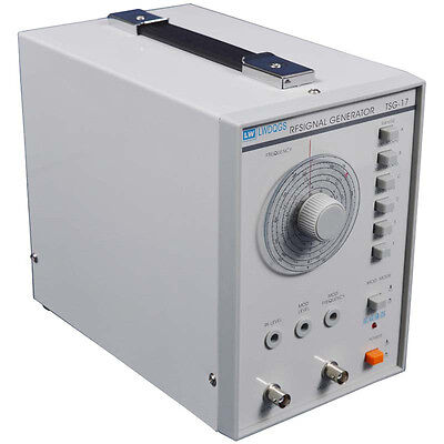 New High Frequency Signal Generator Tsg-17 Rfradio-frequency Signal Generator