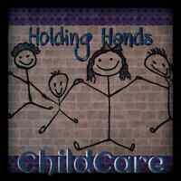Holding Hands Childcare/ Available 24/7