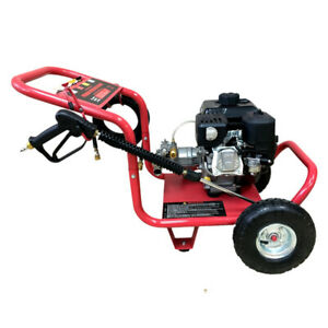 Commercial High Pressure Washer 3000PSI BS Engine 1 year Warrant