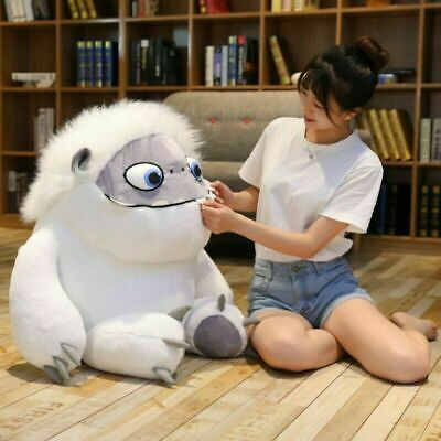 Movie Abominable Monster Snowman Everest Plush Figure Toy Soft Stuffed Doll US ()