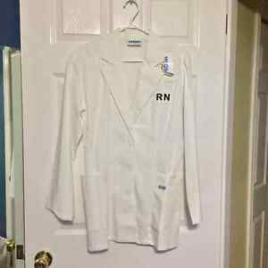 Ladies lab coat new
