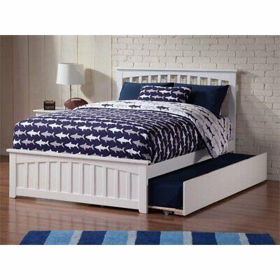 Atlantic Furniture Mission Urban Full Trundle Platform Bed i