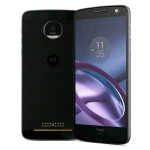 Moto Z 32GB smartphone factory unlocked works perfectly perfectl