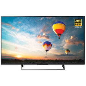 """SONY 55"""" 4K WiFi TV Ultra HDR XBR-55X800E (like brand new)"""