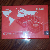 New Gaui GU-INS Quad Controller with GPS and Failsafe