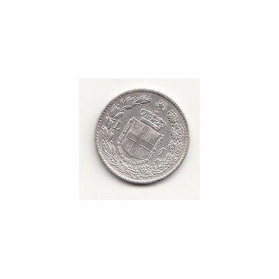 Italien 1 Lira 1887-M Nr.96/12/16