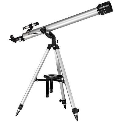Zavarius Großes Refraktor-Teleskop 60/900 mit Dreibein-Stativ