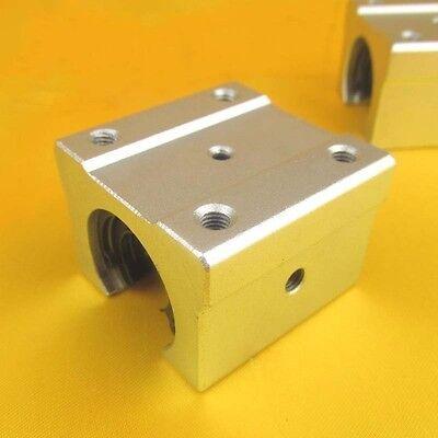 1pc Sbr12uu Cnc Aluminum Open Rail Linear Slide Linear Motion Ball Bearing Slide
