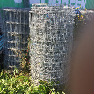 100 m sections page wire fencing for sale