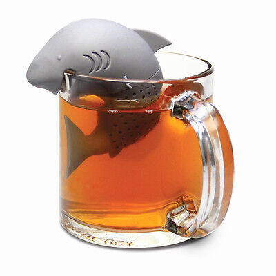 Чай Infusers Cool Silicone Shark Infuser