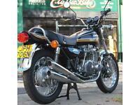 1975 Kawasaki Z1B 900 Classic Vintage Concours d'Elegance Condition