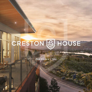 KAMLOOPS SHOW SUITE GRAND OPENING - CRESTON HOUSE