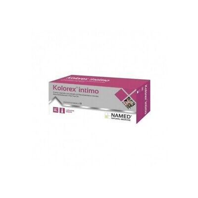 NAMED Kolorex intimo vaginal cream with 6 applicators 30 ml