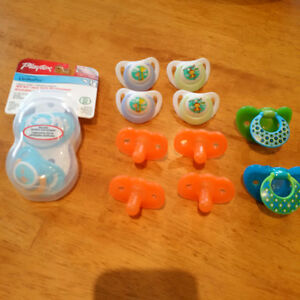 Selection of Brand New Soothers!