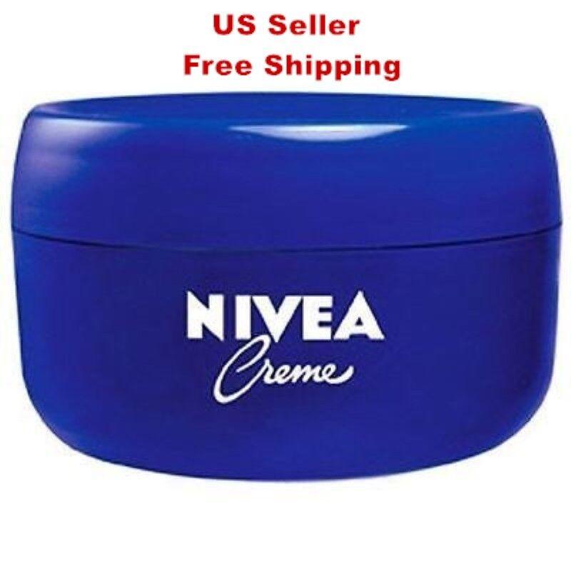 Nivea Body Moisturizing Cream 7oz Crema Nivea Humetante 200m