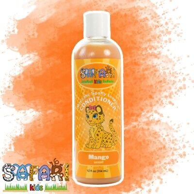 Safari Kids Hair Conditioner - Mango