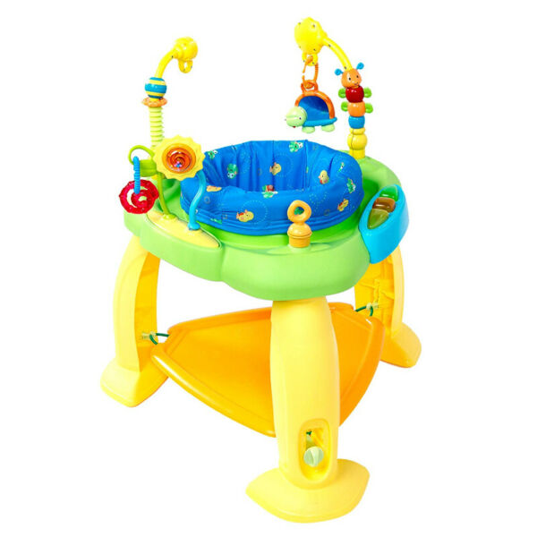 Bright Starts Bounce Bounce Baby Activity Zone, Neutral ...