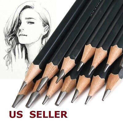 Sketch Art Drawing Pencil Sketching Graphite Artist Sketch Soft Set Of 14](Graphite Pencil Drawing)